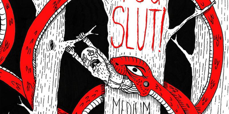 You Slut!