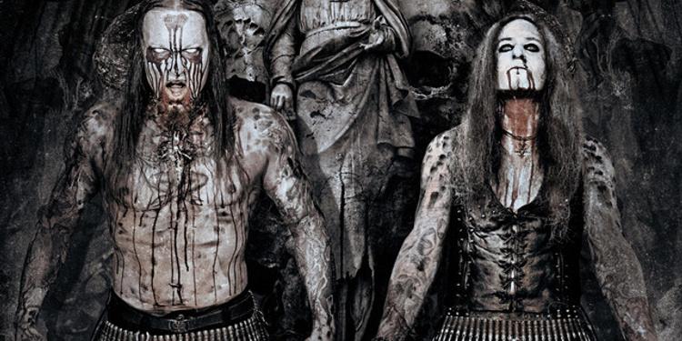 Belphegor + enthroned + destroyer 666 + nervochaos + nordjevel