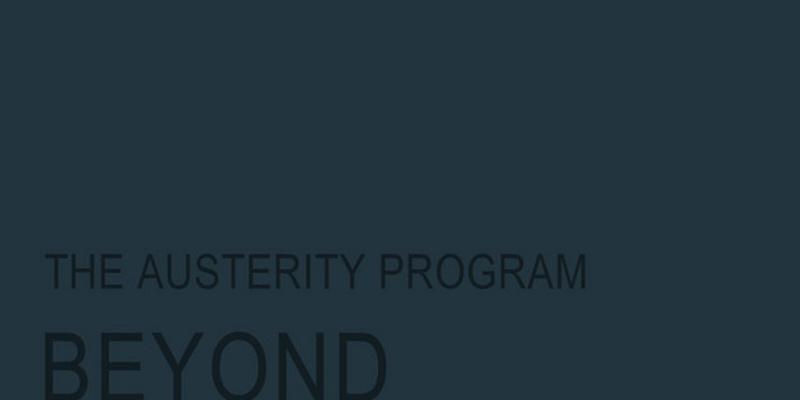 The Austerity Program