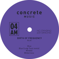 concert Birth of Frequency
