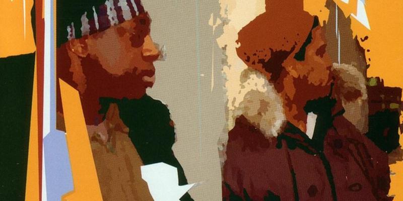 Asheru and Blue Black of The Unspoken Heard
