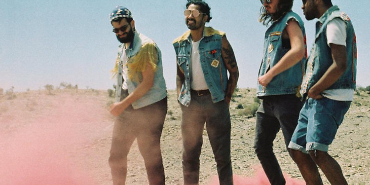 Winter camp x best fit :: Flamingods + barbagallo + halo maud