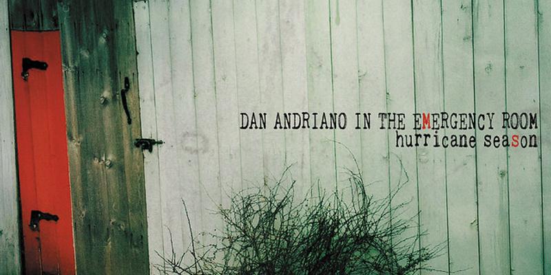 Dan Andriano in the Emergency Room