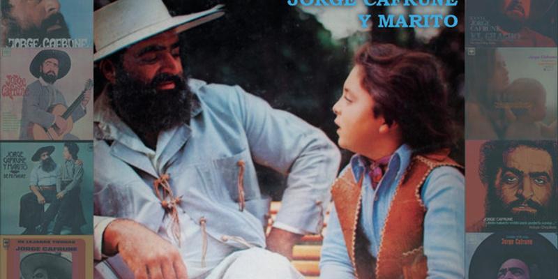Jorge Cafrune Y Marito