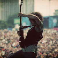 concert Wolfmother