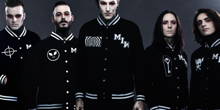Motionless In White + cane hill + Ice Nine Kills