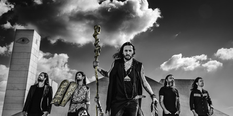 "Orphaned Land ""anniversary & best of tour 2016"""