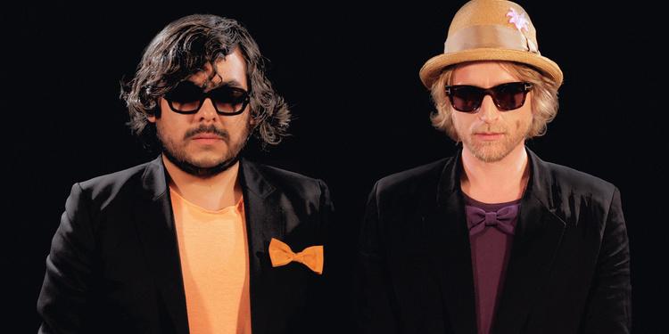 Villette Sonique - Pachanga Boys, Cavern of Anti-matter, No Zu