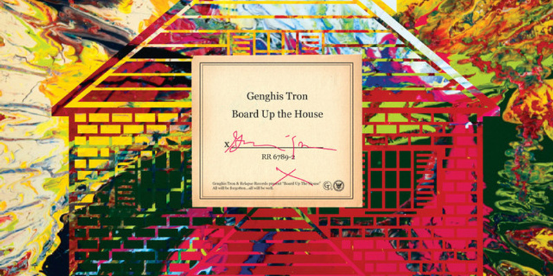 Genghis Tron