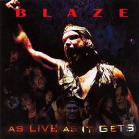 concert Blaze Bayley